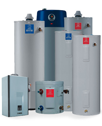 our Clinton MD plumbers can repair, maintain and install any type of water heaters